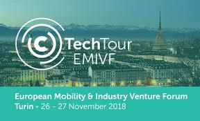 European Mobility & Industry Venture Forum 2018