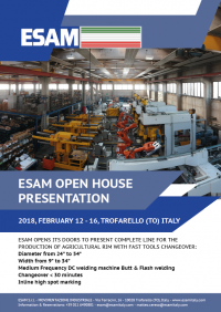 Esam Open House Presentation
